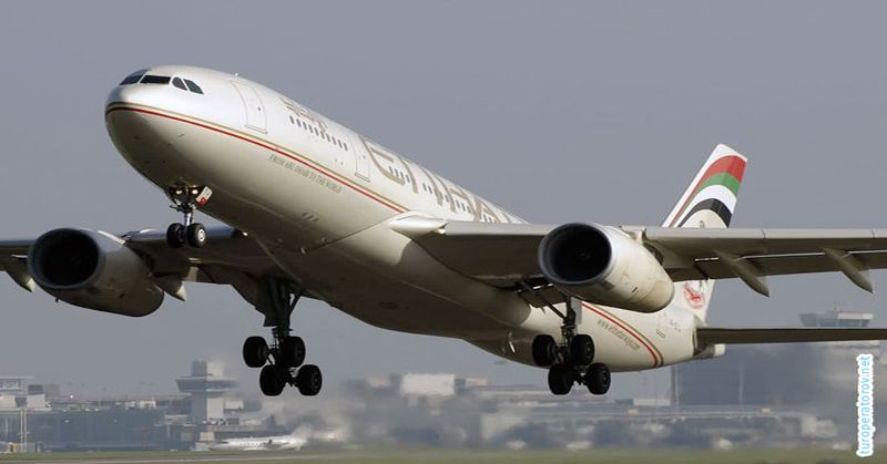 Этихад Эйрвэйз (Etihad Airways)