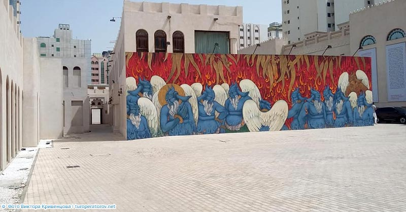 sharjah art area 3